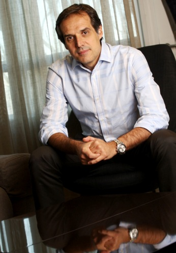 Abel Reis, CEO de Dentsu Aegis Network para Brasil