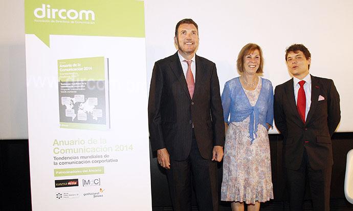 Dircom presenta el Anuario de la Comunicación 2014