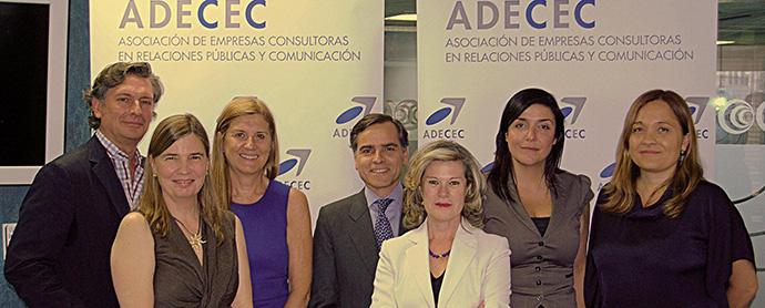 ADECEC reelige a su junta directiva