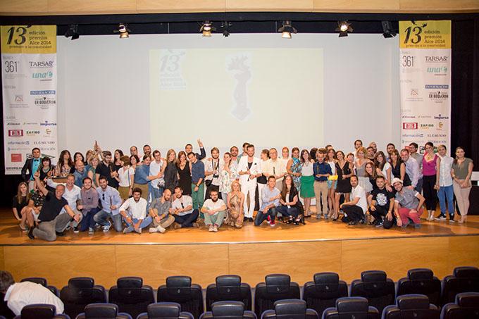 Entregados los Premios Alce 2014