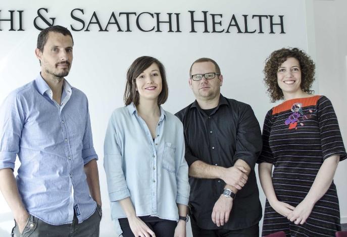 Saatchi & Saatchi Health amplía el departamento digital