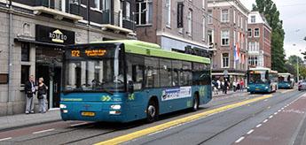JCDecaux instala small cells 4G en sus marquesinas de Ámsterdam