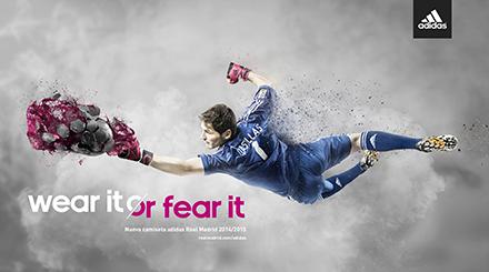 Adidas lanza la nueva camiseta del Real Madrid