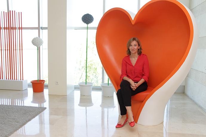 María Alonso, directora general de marketing y gestión de marca de ING Direct.