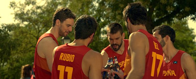 San Miguel 0,0,  ciudadanos para el Mundial de Baloncesto