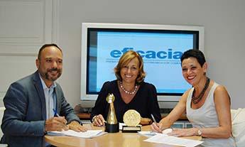 Los Premios Eficacia, ahora también en Valencia