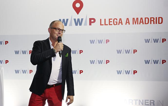 Arno Trabesinger, director general de WWP España.