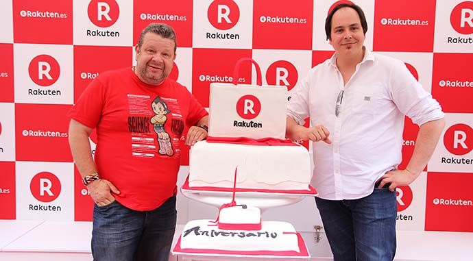 Rakuten 'muscula' su estrategia de marketing en España