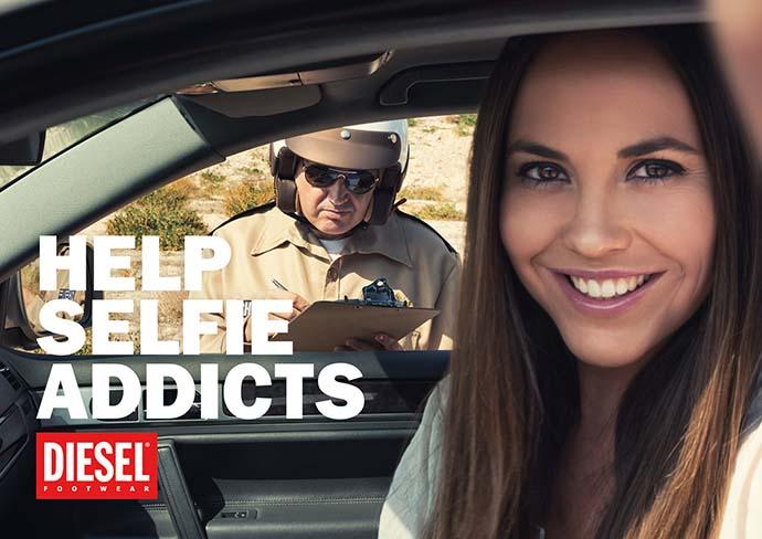 El selfie tiene los días contados