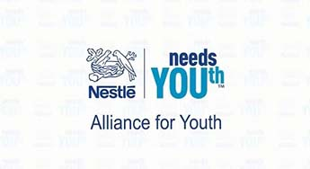 Nestlé Alliance For Youth crea 100.000 oportunidades de empleo juvenil en Europa