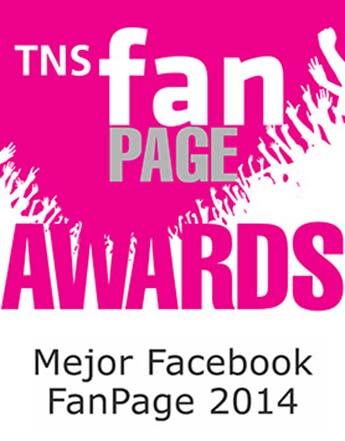 240 marcas participan en la segunda edición de los TNS FanPage Awards