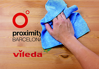 Vileda adjudica su digital a Proximity Barcelona