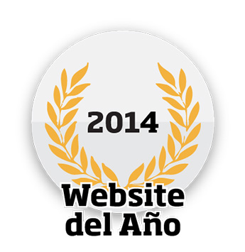 Website del Año: los nominados