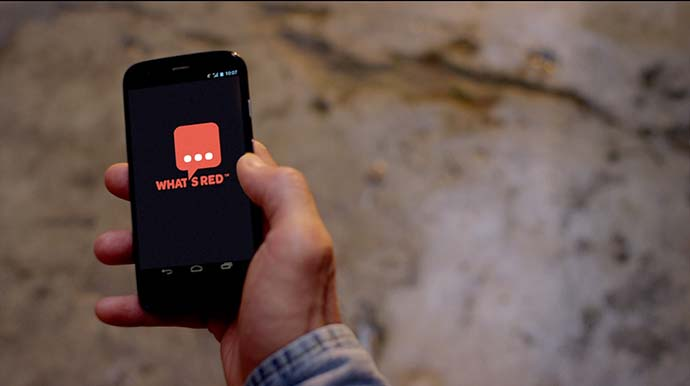Whatsred, la app de ocio de Coca-Cola, estrena campaña