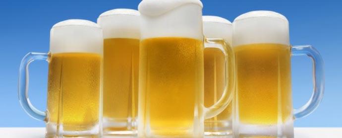 Cervezas, fans y redes sociales