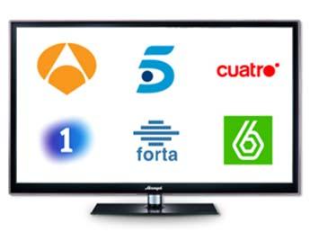 LaSexta es la cadena de televisión que más gusta a los españoles