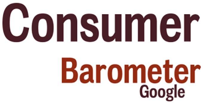 Google presenta Consumer Barometer 2014