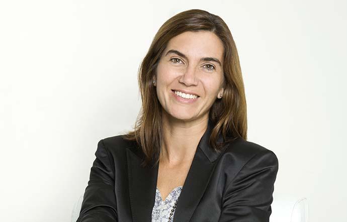 Nuria Hernández, vicepresidenta de marketing de Unilever España y presidenta del jurado de los Premios Eficacia 2014.