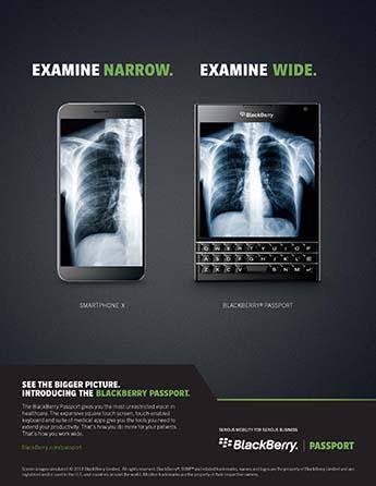 Blackberry, reposicionamiento de marca