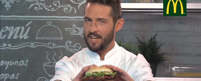 McDonald's lanza McExtrem Top Chef