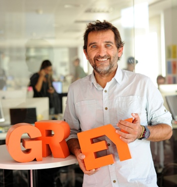 Enric Nel-lo, director general creativo de Grey España