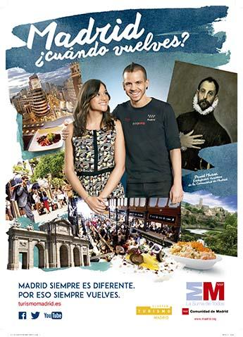 Madrid turismo nacional for Agencia turismo madrid