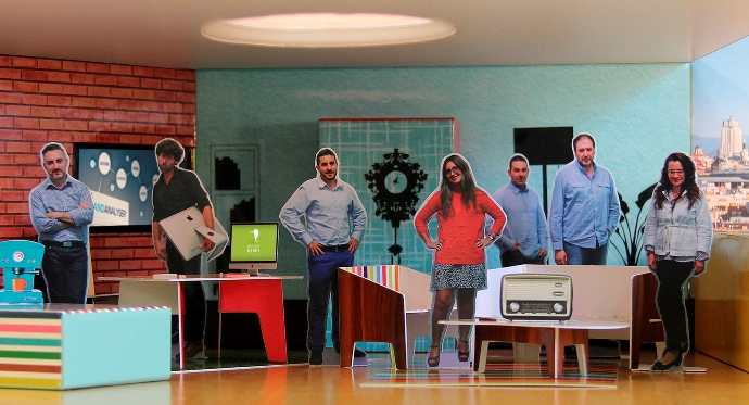 Mister Kiwi ayuda a adaptarse al entorno digital