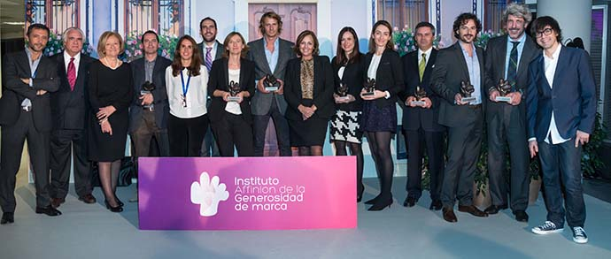 Premios Generosidad de Marca de Affinion