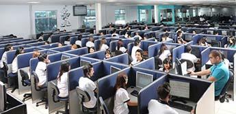 Los call centers crecen gracias al exterior