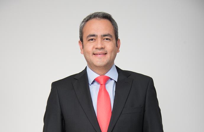 Jorge Garduño, director general de Coca-Cola para España y Portugal