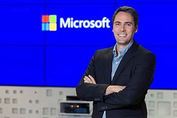 José María Zamora, director de marketing de Microsoft Ibérica