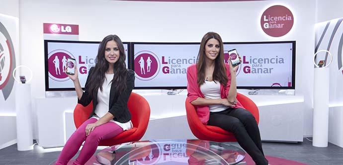 #LicenciaParaGanar, la plataforma branded content de LG
