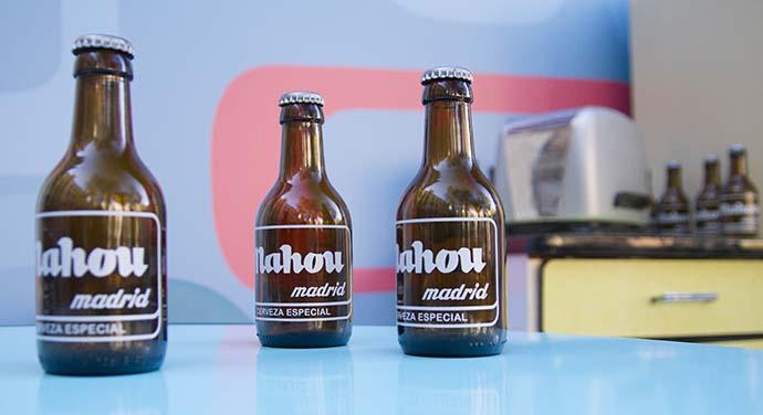 Mahou reedita el 'botijo', su envase más emblemático