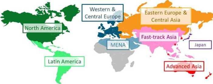 La inversión publicitaria mundial crecerá un 4,9% en 2015