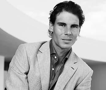 Tommy Hilfiger elige a Rafael Nadal como embajador global