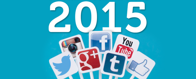Las tendencias del social media en 2015