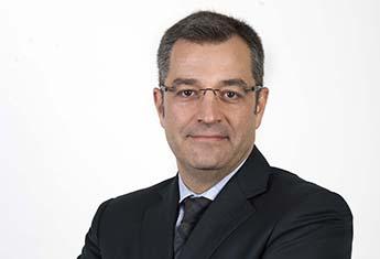 Agustín Martín, presidente y CEO de Toyota España