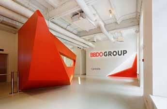 BBDO, la red más premiada del mundo según The Gunn Report