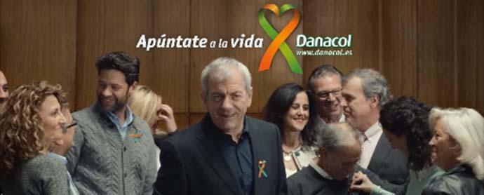 Carlos Sobera, el nuevo embajador de marca de Danacol