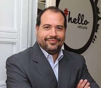 Luis Miguel Fernández, head of client services de Hello Media Group