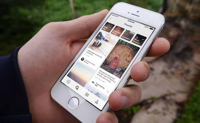 Pinterest abre sus puertas a la publicidad