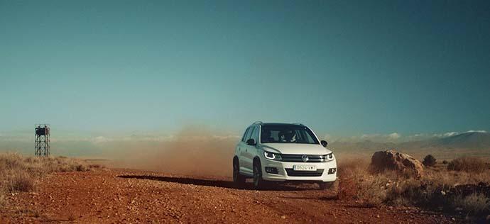 'Barbacoa', nueva campaña de DDB para Volkswagen Tiguan
