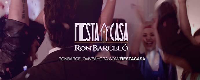 Ron Barceló lanza una inmobiliaria de pisos para fiestas