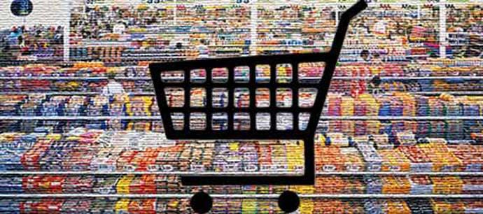 Los supermercados online incrementan sus precios un 0,4%