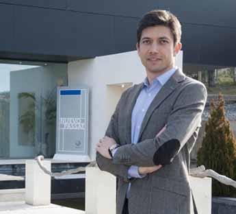 Carlos Galindo, director de publicidad de Volkswagen