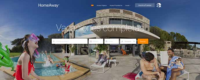 HomeAway lanza campaña global de marketing