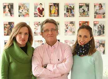 Marta Valverde, directora de publicidad de HOLA.com