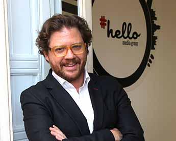 Víctor Colomer, responsable de desarrollo de negocio de Hello Media Group