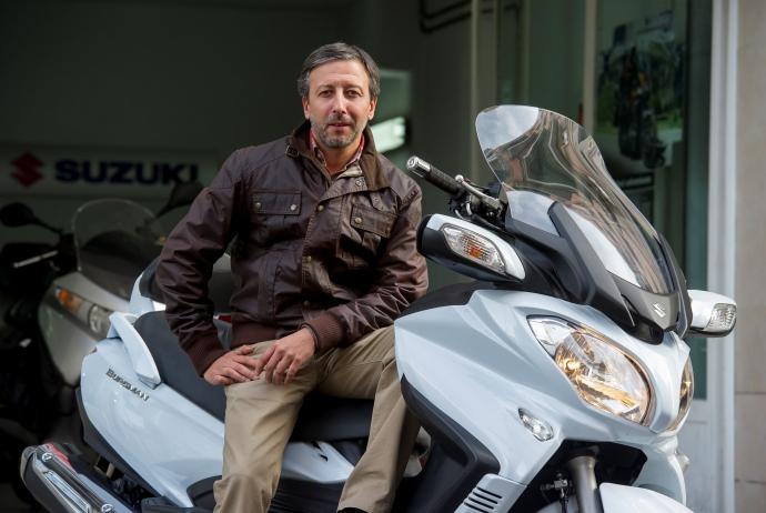 Suzuki, pasión por la motocicleta
