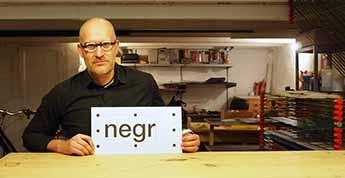 Negro, el nuevo proyecto de Antonio Pacheco